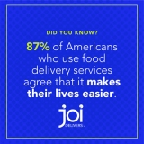 Joi Delivers