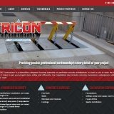 Tricon Construction Website