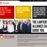 The Lawyers Alliance Website