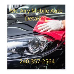 Mt. Airy Mobile Auto Detailing | Interior & Exterior Automotive Detail