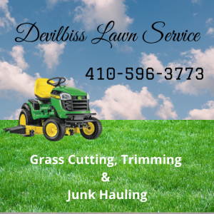 Devilbiss Lawn Service   Residential Grass Cutting   Junk Removal