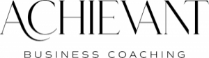 Achievant Business Coaching | Brianna Hendley | Increase Profit Solutions Baltimore MD